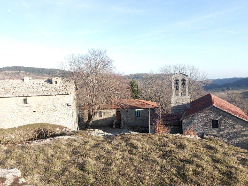 chiesa di san michele arcangelo chiusi della verna