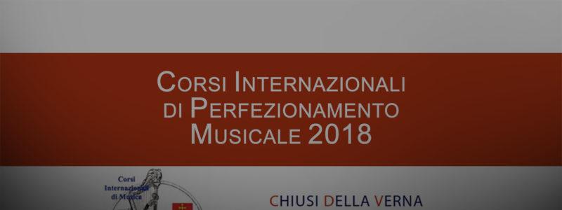 Corsi Internazionali di Perfezionamento Musicale