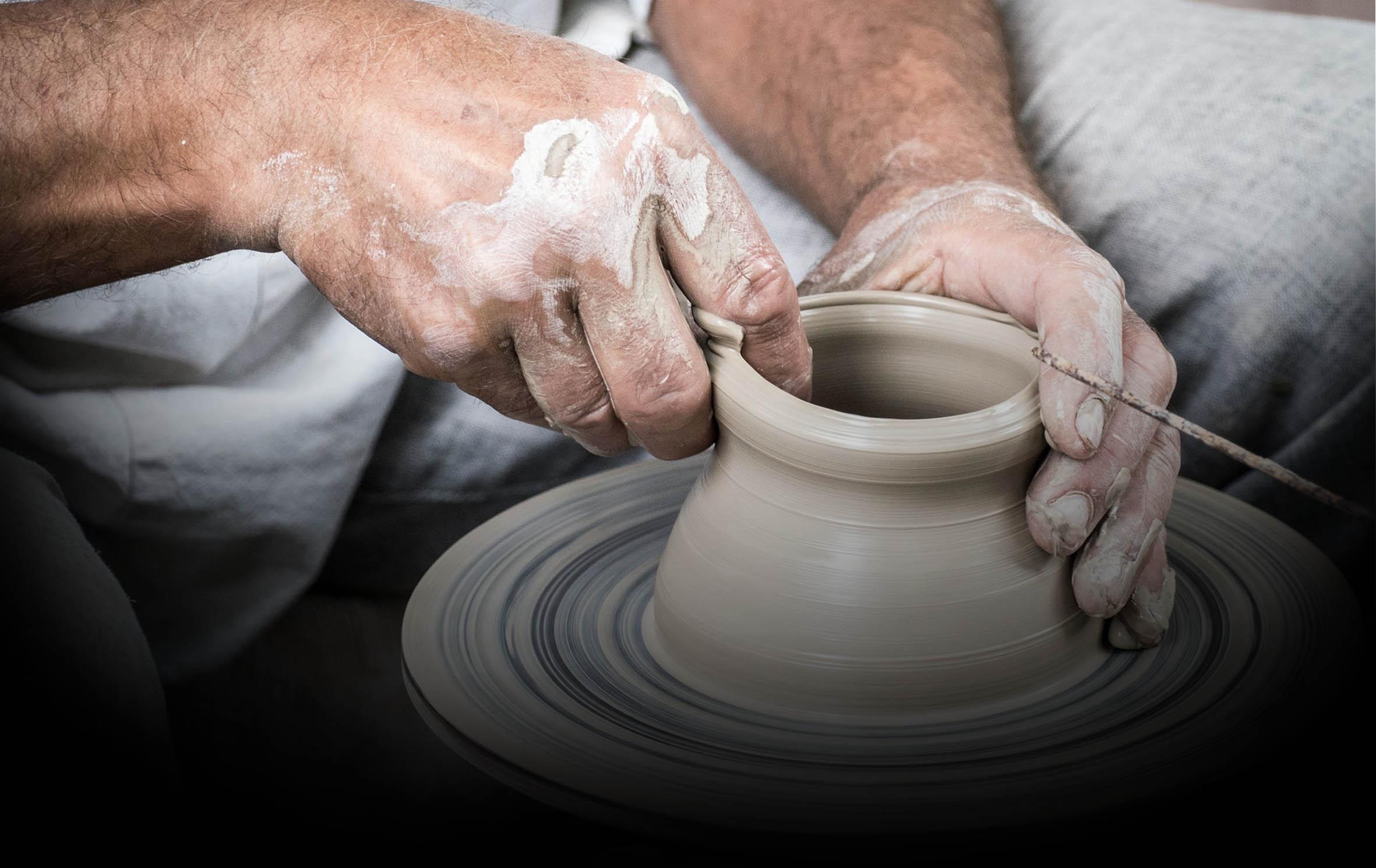 Workshop di ceramica alla Rocca – date & info
