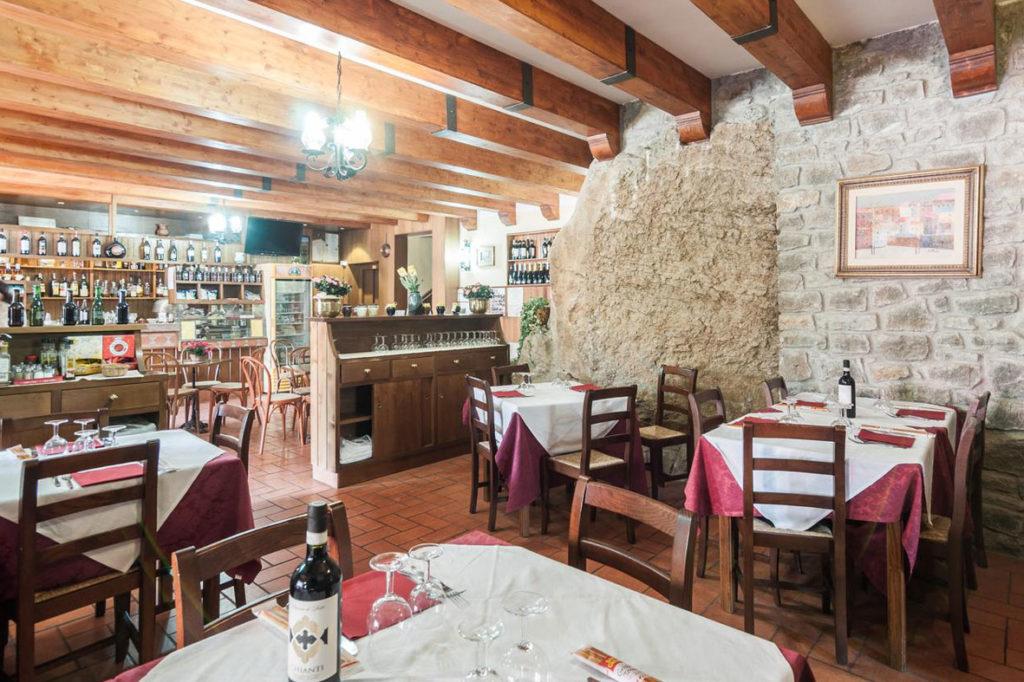 ristorante da giovanna chiusi della verna