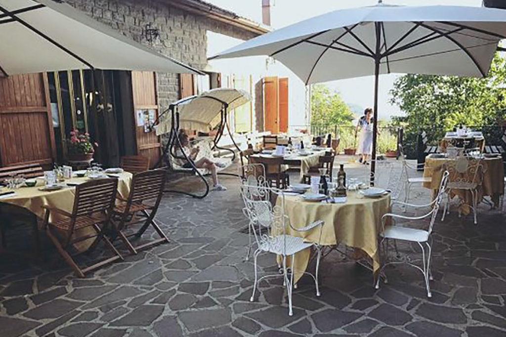 ristorante letizia chiusi della verna