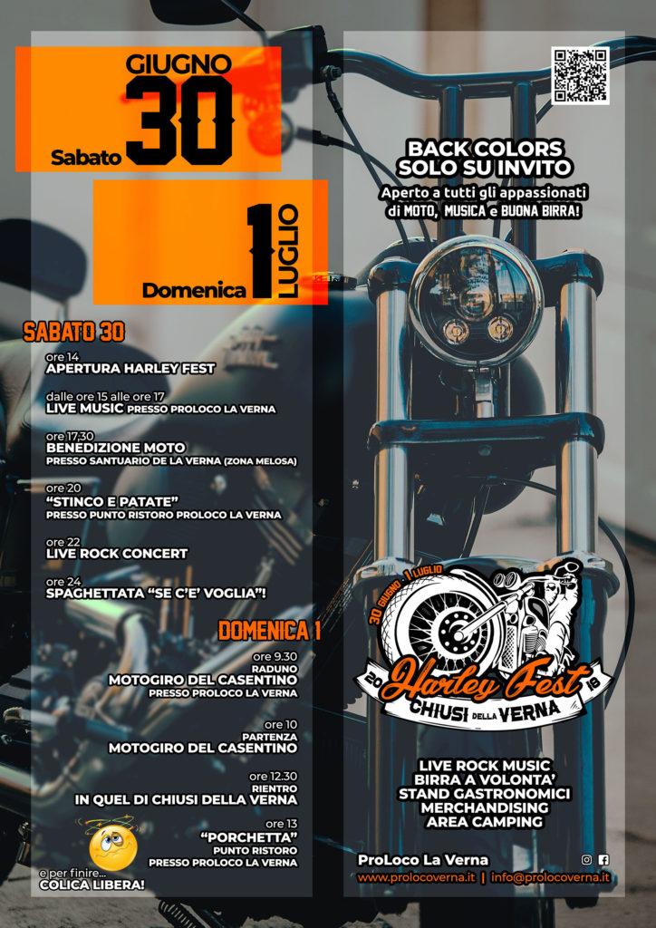 Harley-Fest-Programma