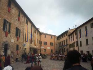 Corteggio San Leo 2018