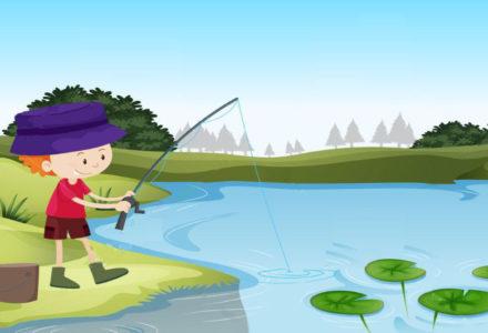 Gara di pesca per bambini – Sabato 2 Giugno