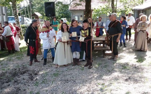 V Palio Arcieristico di san Francesco - 2018 - Chiusi della Verna (AR)