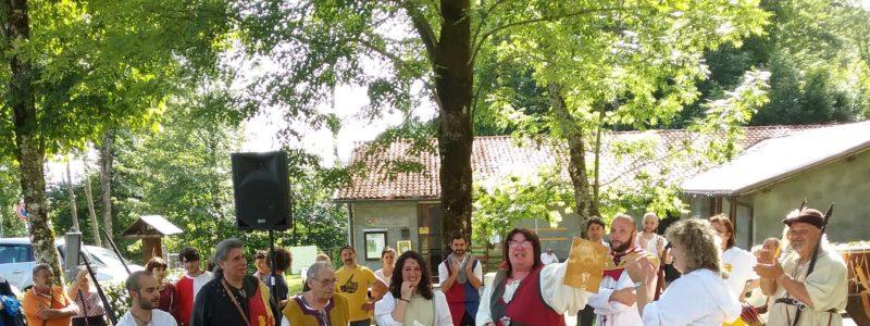Palio Arcieristico di San Francesco, record di presenze per la V edizione
