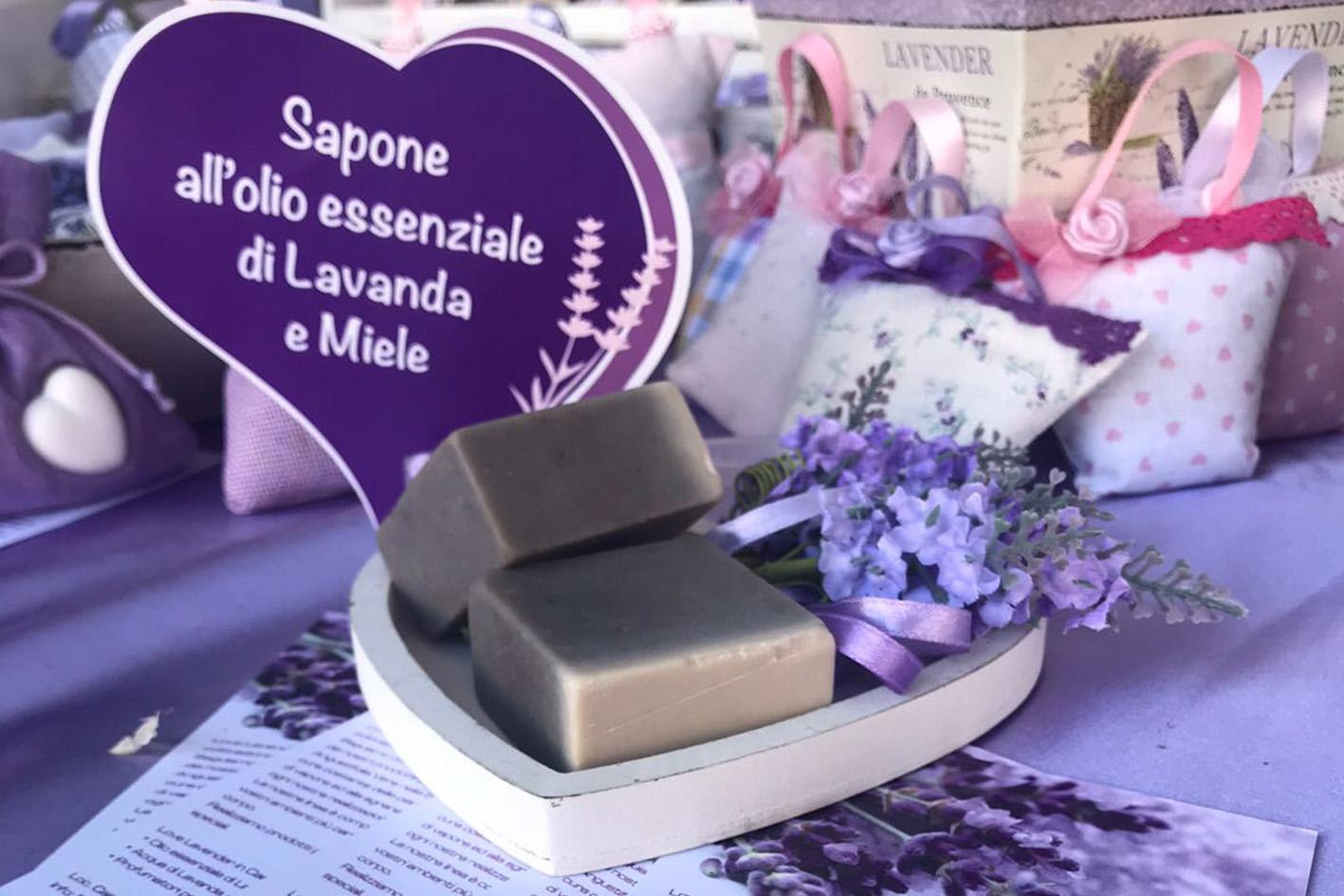 Love Levander in Casentino 7