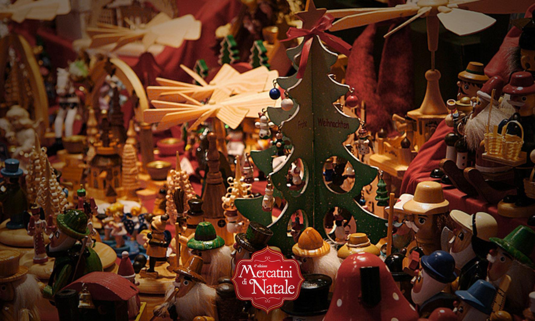 Dall'8 Dicembre torna la magia dei Mercatini di Natale a Chiusi della Verna (AR)
